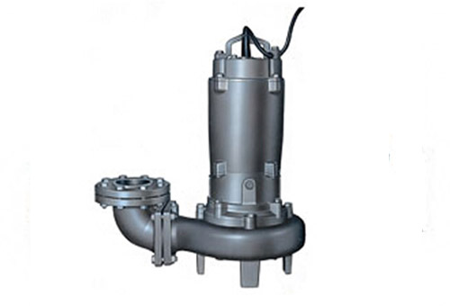 CP Submersible solid handling pump