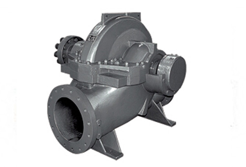 DH(V) Double-suction Horizontal centrifugal pump