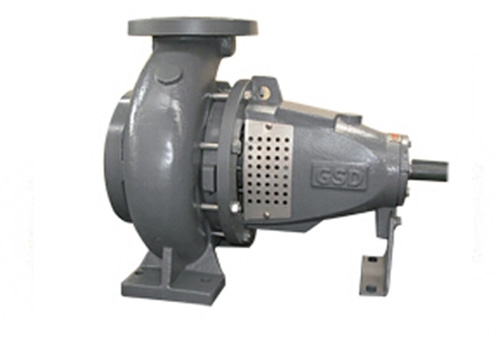 GHS single-stage single-suction horizontal