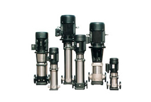 SMV vertical multistage centrifugal pump